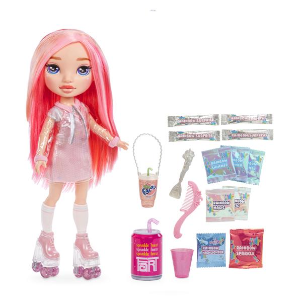 Кукла Poopsie Rainbow Surprise (Розовая/Радужная)