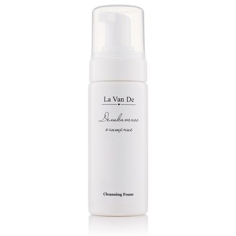 La Van De Пенка для всех типов кожи Cleansing Foam