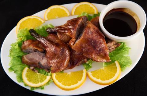 Хрустящая утка香酥鸭