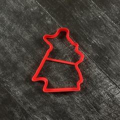 Бык №65 Санта на быке