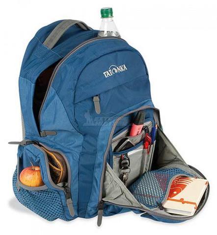 Картинка рюкзак городской Tatonka Kangaroo Bright Blue - 5