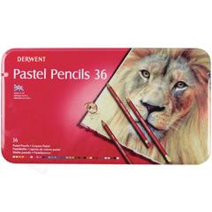 Набор из 36 пастельных карандашей Derwent