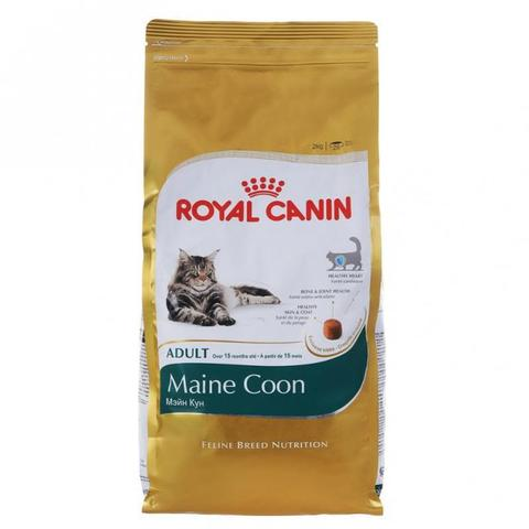 13 кг. ROYAL CANIN Сухой корм для кошек породы Мейн Кун Maine Coon Adult