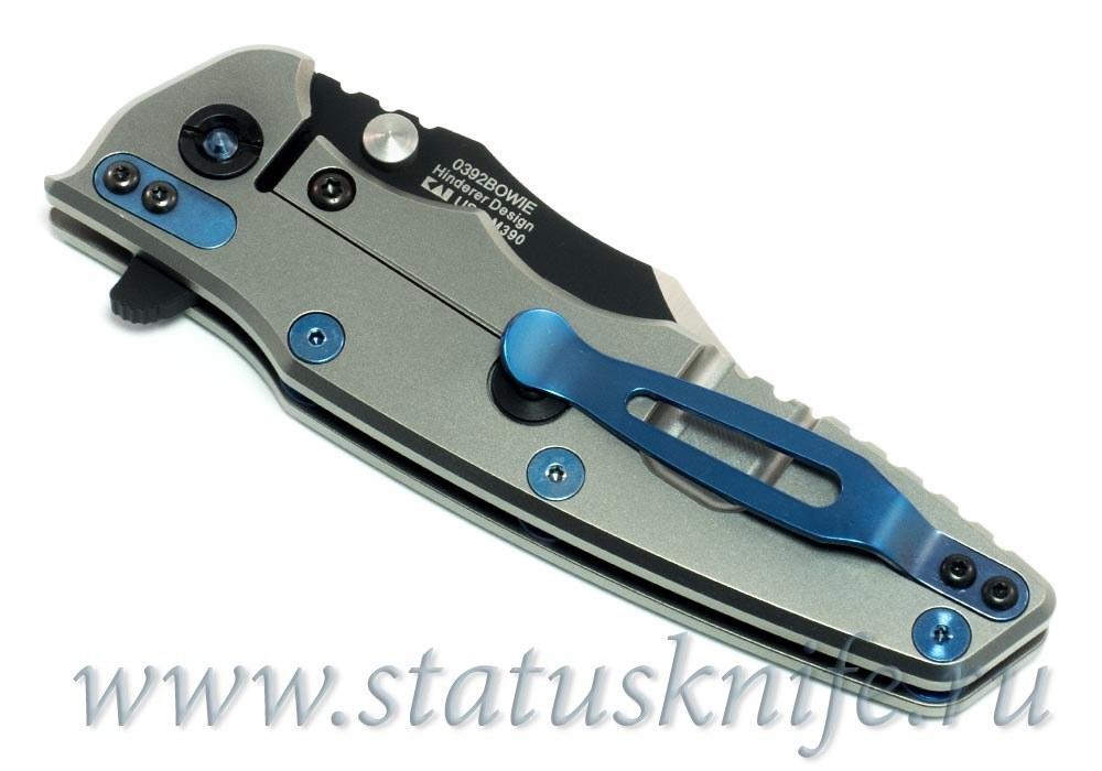 Нож Zero Tolerance 0392BOWIE Rick Hinderer Limited Edition - фотография