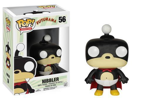 Фигурка Funko POP! Vinyl: Futurama: Nibbler 6216