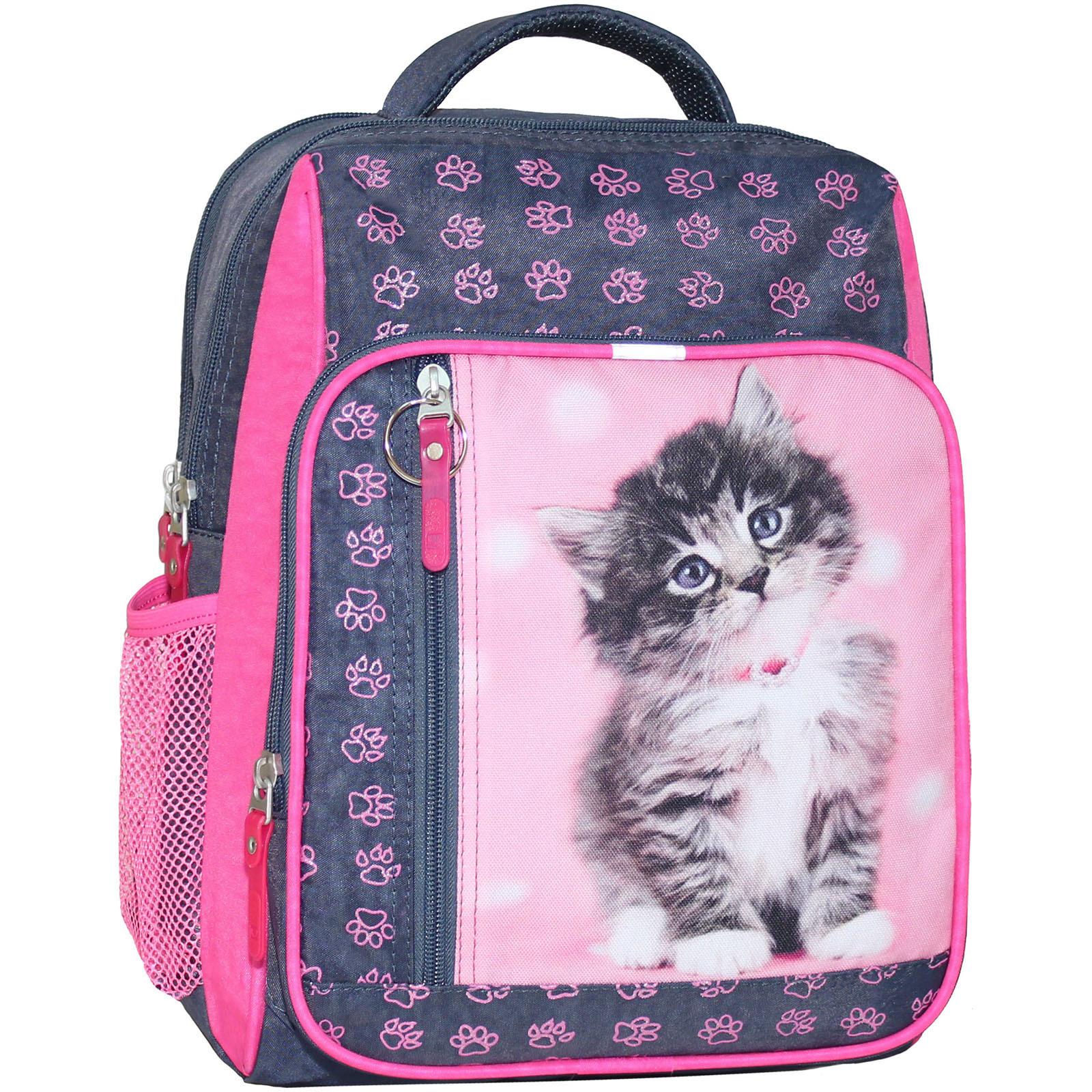 Школьные рюкзаки Рюкзак школьный Bagland Школьник 8 л. 321 серый 65д (0012870) IMG_4920.JPG