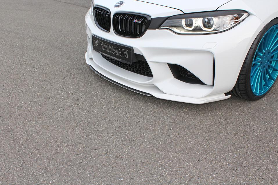 Обвес Hamann для BMW M2 F87