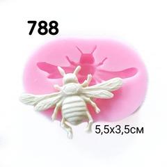 0788 Молд силиконовый. Шмель.