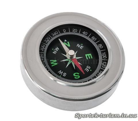 Магнітний компас DC-60 (d-60мм, метал, пластик)