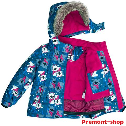 Комплект для девочек Premont Панда Дао Мао WP81219