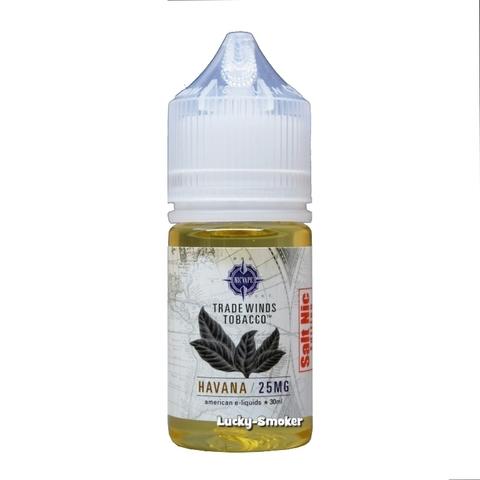 Жидкость Trade Winds Tobacco SALT 30 мл Havana