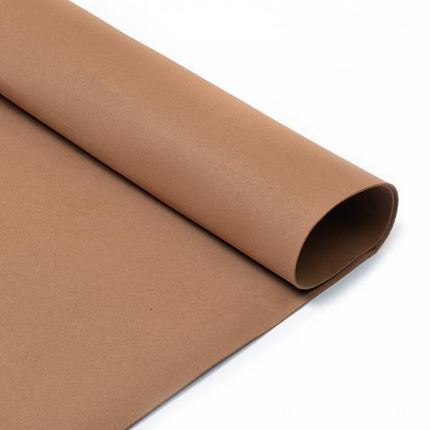 Фоамиран 1мм. 50*50 см, коричневый