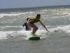 Уроки серфинга в Велигаме с анализом ошибок