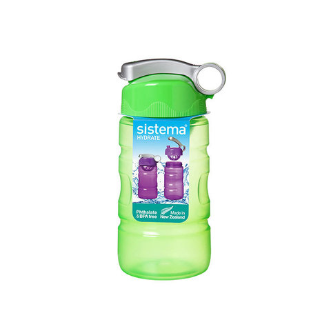 Спортивная питьевая бутылка Hydrate 560 мл, артикул 530, производитель - Sistema
