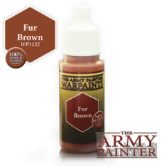 War Paints: Fur Brown