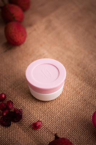 Соусница с крышкой Monbento Temple (0,28 литра), розовая