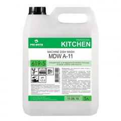 Средство для мытья посуды в посудомоечной машине Pro-Brite MDW A-11 5 л (концентрат)