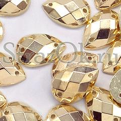 Купите стразы пришивные Drope Gold из новой коллекции 2018 года