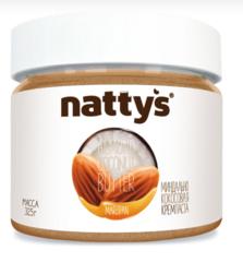 Миндально-кокосовая паста MARZIPAN NATTY'S 170 г