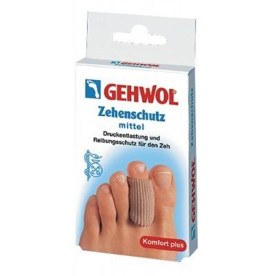 Gehwol (Геволь) - Супинаторы Гель-полимер: Защитное кольцо на палец (Gehwol Toe Protection Cap), 2 шт, малый/средний/большой