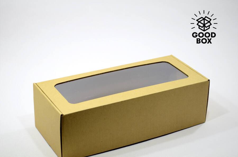 Коробка с окошком для куклы купить в Казахстане