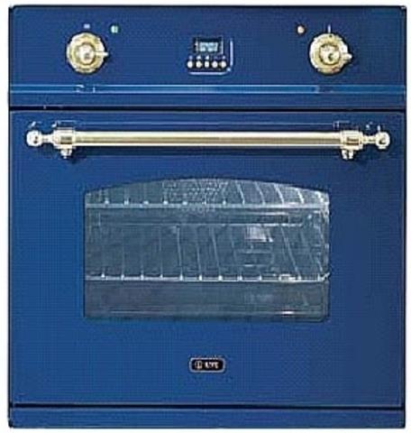 Электрический независимый духовой шкаф ILVE 600 CMP BL синий