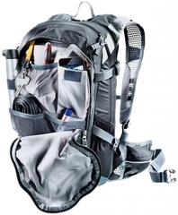Deuter Compact Exp 12 Black - рюкзак велосипедный - 2
