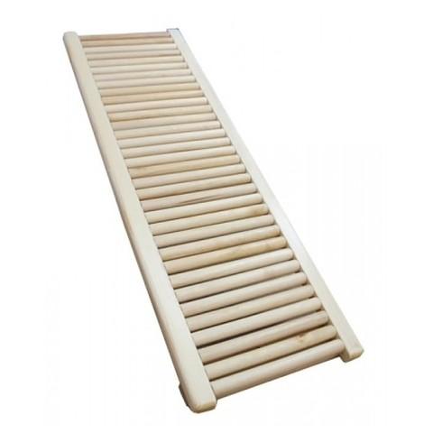 Роликовая доска деревянная