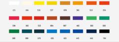 Гуашь MARIE`S в наборе, 24 цвета по 5 мл