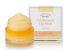 Отзывы Petitfee Oil Blossom Lip Mask Sea Buckthorn Oil