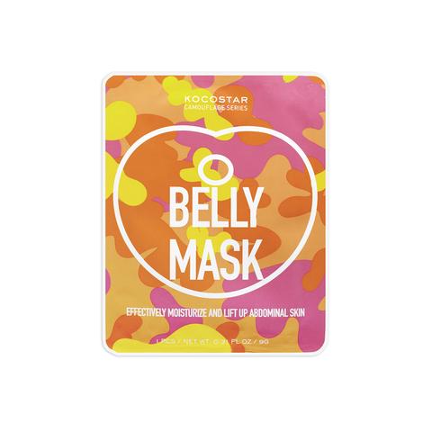 KOCOSTAR | Маска для живота с термо эффектом для похудения / Belly mask, (9 г)