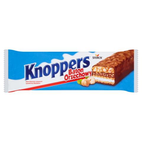 Батончик Knoppers baton orzechowy 40 гр