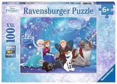Puzzle Frozen-Ice magic 100 pcs