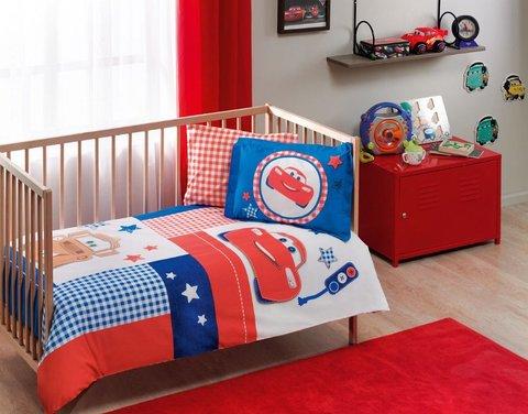 Комплект постельного белья для новорожденных
