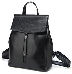 Рюкзак женский JMD Zip 2017 Черный