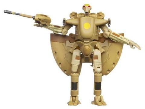 Star Wars Transformers - Battle Droid AAT