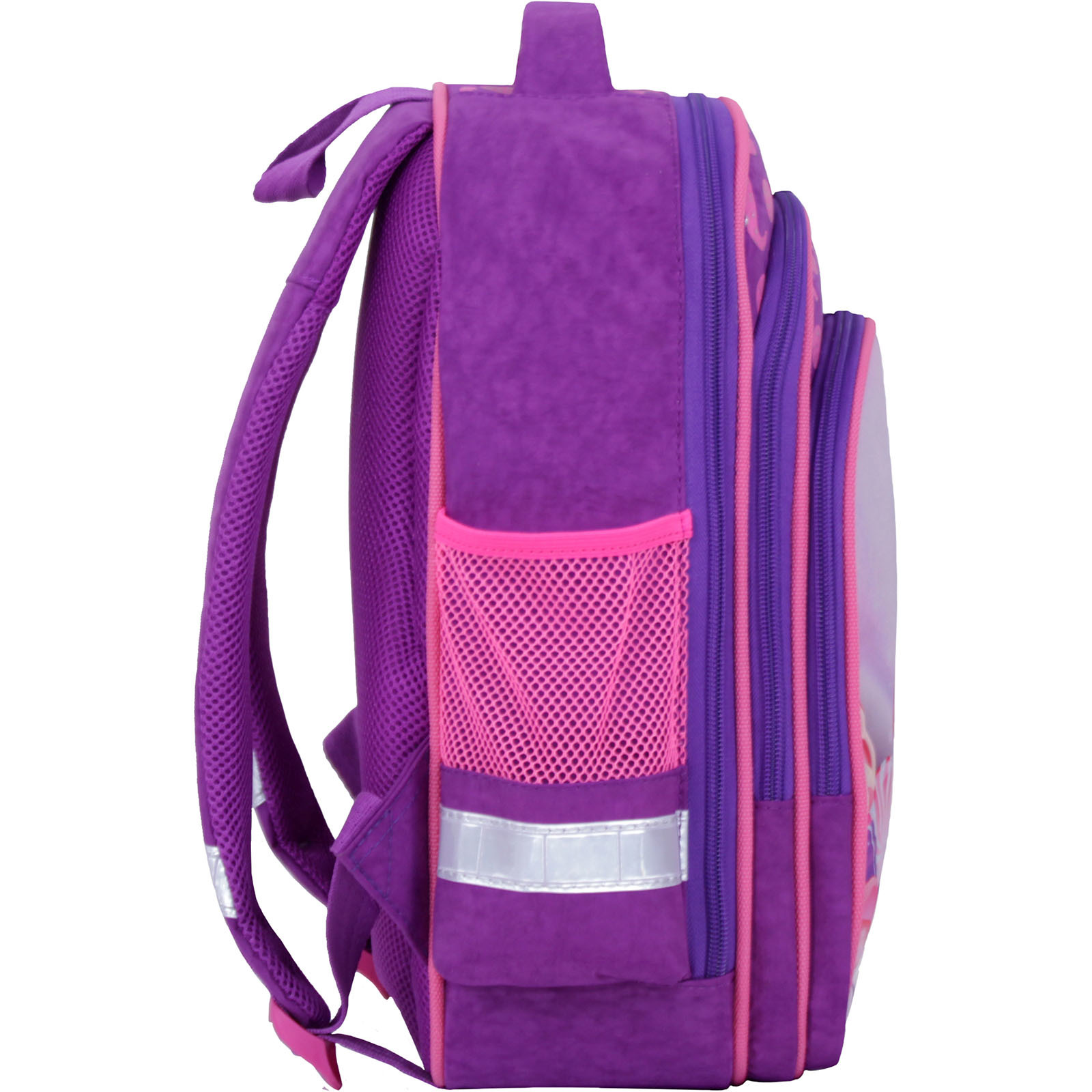 Рюкзак школьный Bagland Mouse 339 фиолетовый 409 (0051370) фото 2
