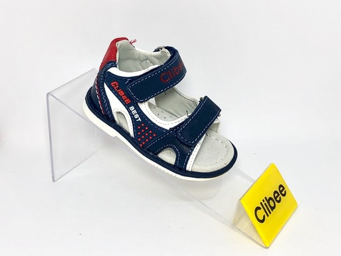Clibee F252 Blue/Red 18-23