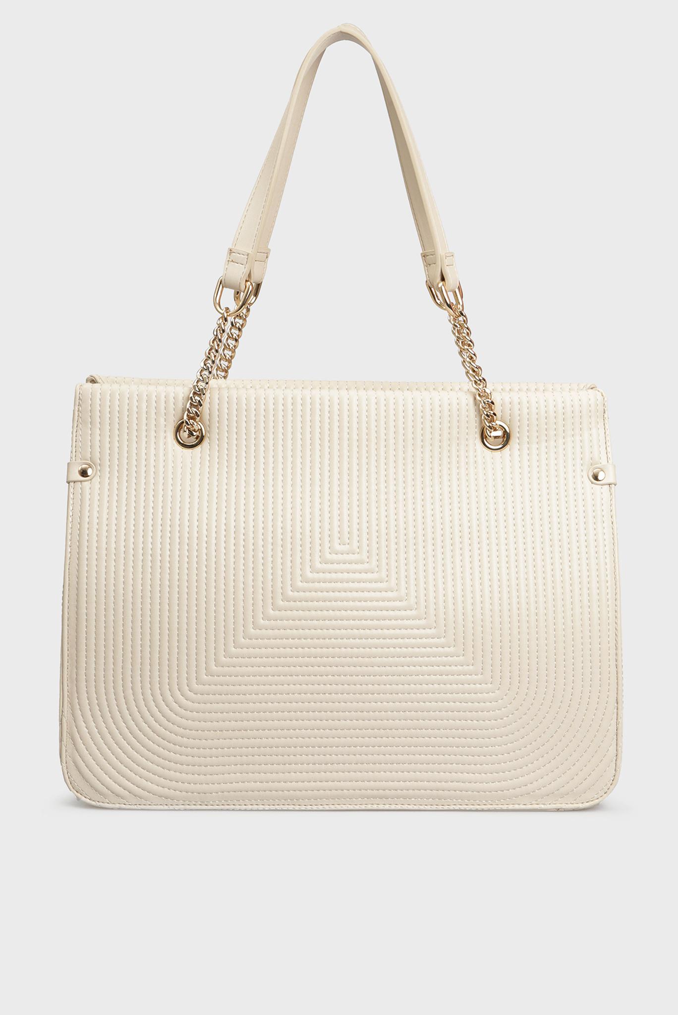 Женская бежевая сумка FRIDA Trussardi Jeans