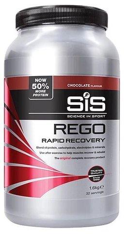 Напиток посттренировочный углеводно-белковый Science in Sport REGO Rapid Recovery 1.6 кг, Шоколад
