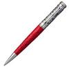 Pierre Cardin Leather - Red, шариковая ручка, M