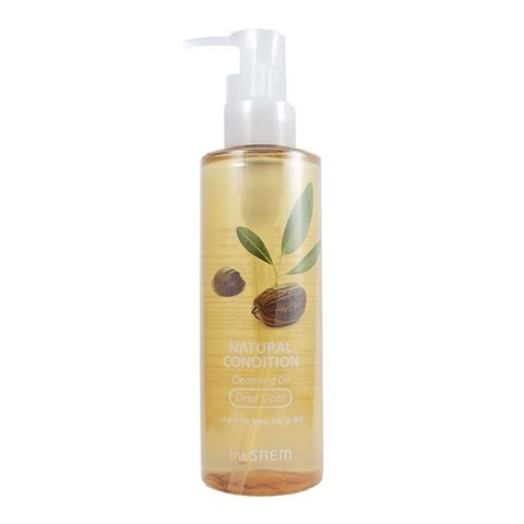 Natural Condition Cleansing Oil [Deep Clean]