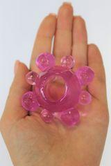 Фиолетовое эрекционное кольцо