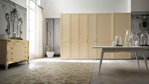 Шкаф с распашными /раздвижными дверьми Class, Италия