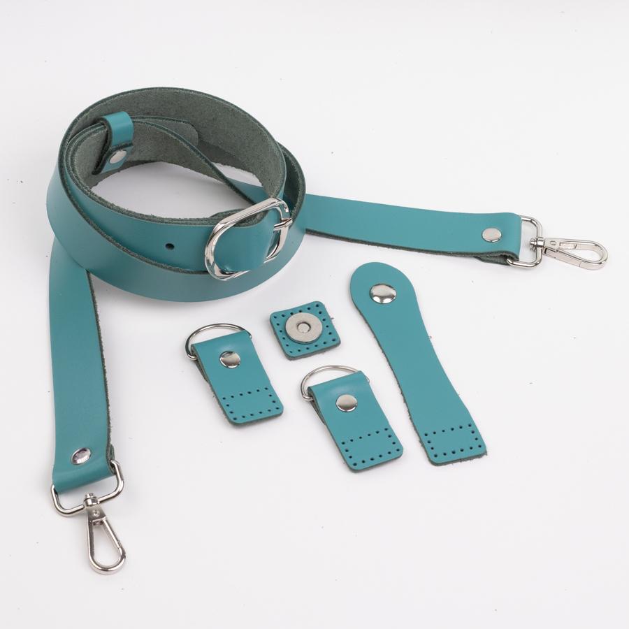 """Комплекты Комплект для сумки-ракушки """"Морская волна"""" с ручкой через плечо IMG_1287.jpg"""