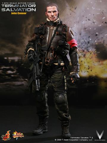 Terminator 4 Salvation - John Connor