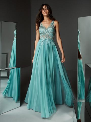 Вечернее платье классическое длинное