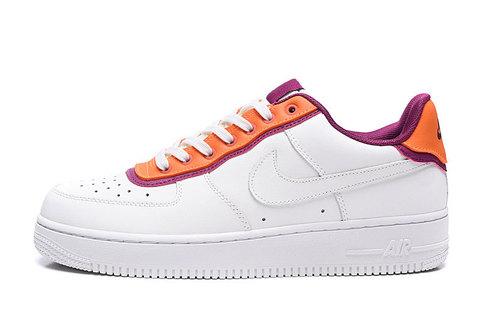 Nike Air Force 1 Low 'White/Orange/Purple'
