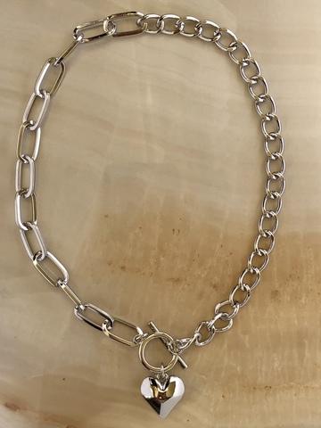 Коле Инима, серебряный цвет