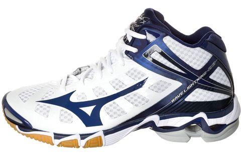 Кроссовки волейбольные высокие Mizuno Wave Lightning